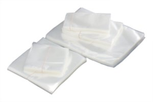 280 x 750 Clear Vacuum Pouch - (500 boxed)